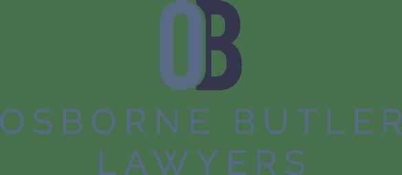 Osborne Butler Lawyers logo